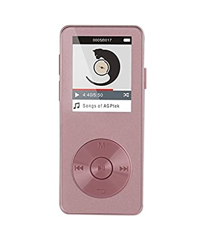 AGPtEK M08 8GB MP3 Player ,1.8