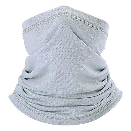 SUNMECI Summer Face Mask Breathable Sun Protection...
