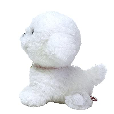 Pups! Stuffed Toy Bichon Frise S: Toys & Games