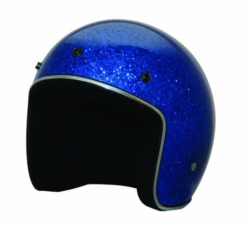 Glitter Motorcycle Helmet - 2