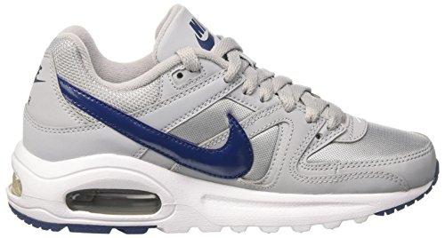grisloup Flex Basse blanc bleuocéan Bambini Command Da Nike Unisex Air – Scarpe Ginnastica Grigio Max q1x1URS