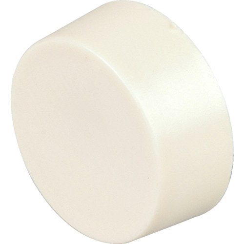 (Ivory Line Volt Thermostat Knob - Use with Our White Single or Double Pole Cover for Old Style S22 D22)