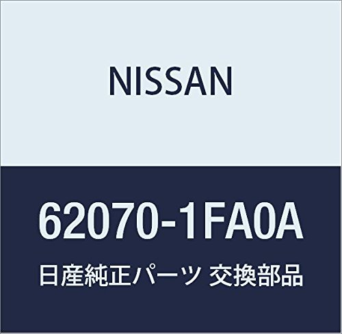 Genuine Nissan Parts 62070-1FA0A Grille Assembly
