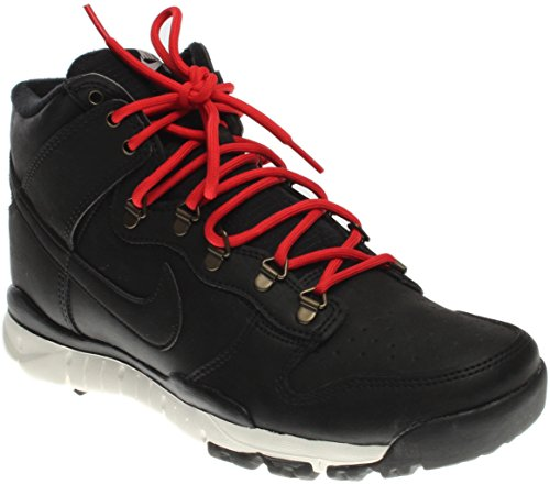 Botas Nike Sb Dunk High Bota Para Hombre 536182 Black Sail Ale Brown 012