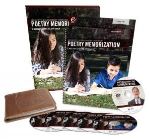Linguistic Development through Poetry Memorization [Teacher's Manual and CDs]