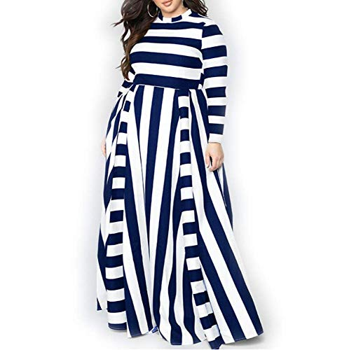 YUHENG Plus Size Dresses 2019