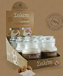 Greek Traditional Salepi Salep Classic 100gr