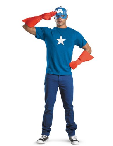 Captain America Kit Costume