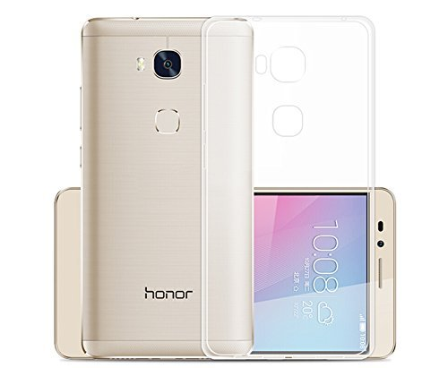 Lively Transparent Back Cover for Huawei Honor 5C
