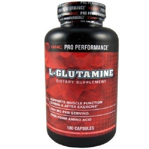 GNC Pro Performance L-Glutamine 1500