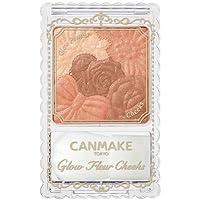 CANMAKE GLOW FLEUR CHEEKS 12 Cinnamon Latte Fleur