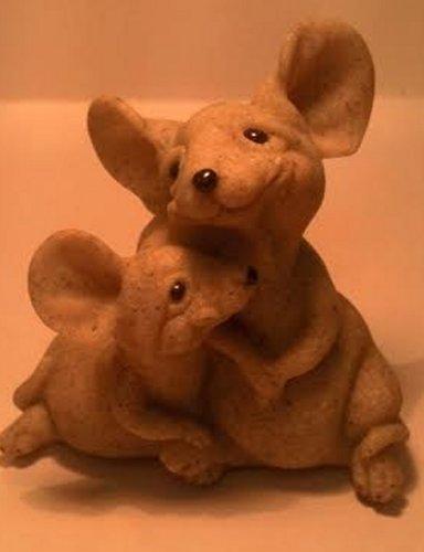 Mango & Mack Quarry Critters Mice ()