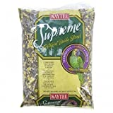Kaytee Supreme Food for Parrots, 25-Pound, My Pet Supplies