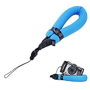 Camera Float Foam Wrist Strap JJC Waterproof Floating Strap for Olympus Stylus TG-5 TG-4 TG-3 TG-2 TG-1 TG-870 TG-860 TG-850 TG-810 TG-610 TG-320 TG-310 GoPro HERO4 HERO3+ Canon D10 D20 D30-2 Pack