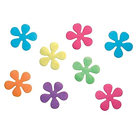 Merveilleux Bathtub Non Slip Appliques   Rainbow Floral Non Slip Safety Treads For  Shower Bathtub