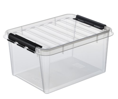 Orthex Clipbox Smart Store Classic 15, transparent 3508390