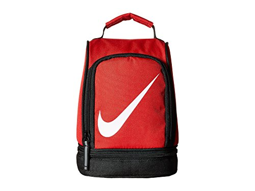 Nike Dome Lunch Bag - Red (Red Lunch Box)