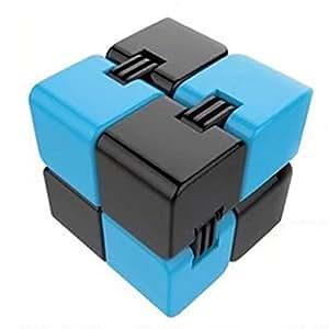 luniwei EDC infinity cubo para alivio de tensión Fidget anti ansiedad estrés