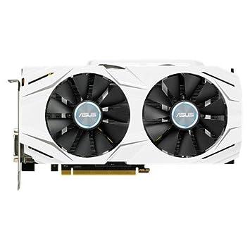 ASUS DUAL-RX480-O8G Radeon RX 480 8GB GDDR5 - Tarjeta ...