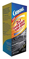 Carbona 2 In 1 Oven Rack And Grill Cleaner Bagged 16 9 Oz