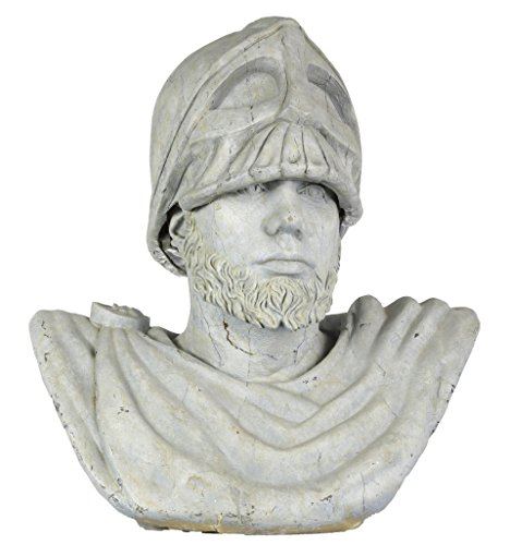 Roman Soldier Bust Prop from WISHMASTER