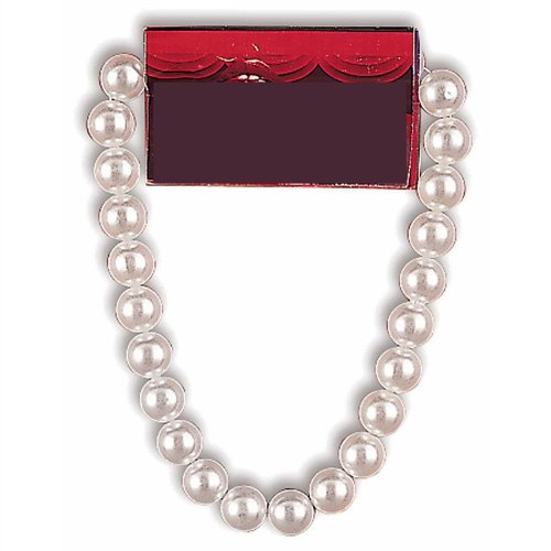 The Rocky Horror Picture Show Jumbo Pearl Choker