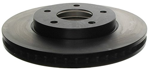 ACDelco 18A1109A Advantage Non-Coated Front Disc Brake Rotor