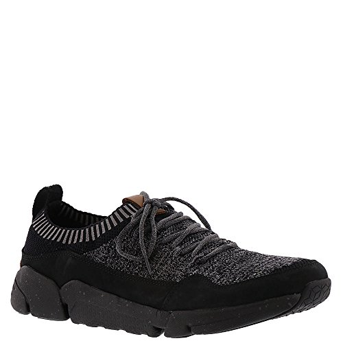 Clarks Mens Triactive Knit Black