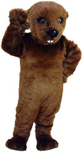 Otter Lightweight Mascot Costume (Otter Costume)