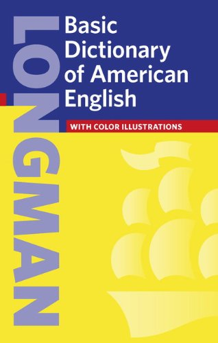 Hardcover, Longman Basic Dictionary of American English (American Basic Dictionary) - Longman Dictionary Basic