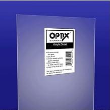 PLASKOLITE 1AG1082A 30 x 30 x .100 Acrylic Sheet