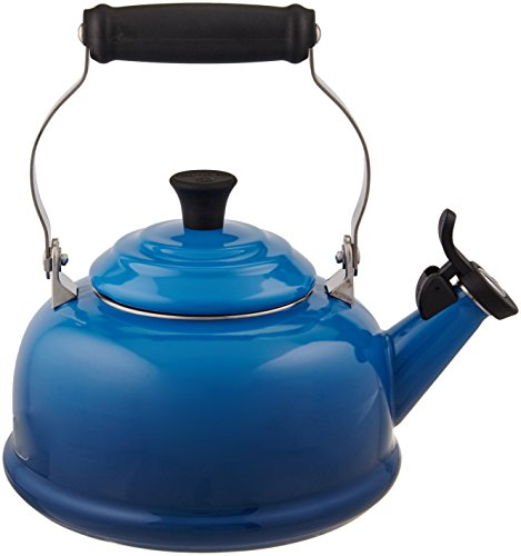 chantal orange tea kettle - 5