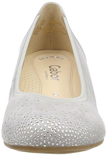 Sport Shoes para Light Bailarinas Grey Mujer Comfort Gris Gabor p6qwEgp