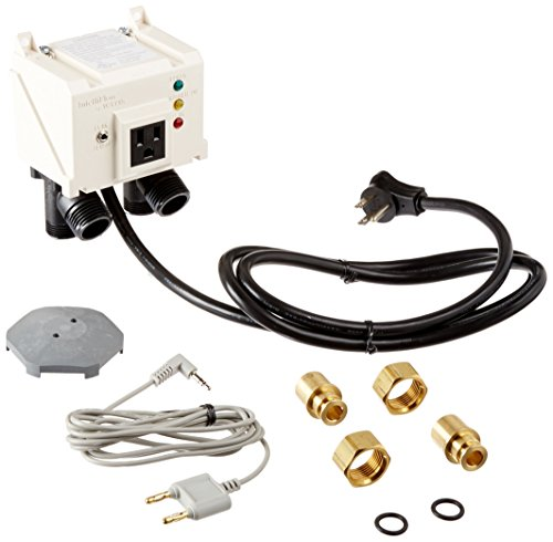 - Watts A2C-M1 IntelliFlow Automatic Washing Machine Water Shutoff Valves with Leak Sensor, ½-Inch (Renewed)