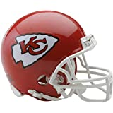Riddell Kansas City Chiefs VSR4 Mini Football Helmet - NFL Mini Helmets