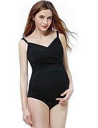 8e58b05ea7 Glow   Grow Maternity UPF 50+ One Piece Swimsuit