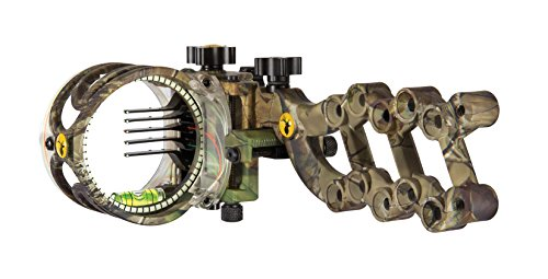 Trophy Ridge React 5 Pin Bow Sight (Camo, Right Hand)
