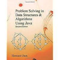 Problem Solving in Data Structures & Algorithms Using Java