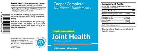 Cooper Complete - Joint Health - Three Bottles (90 Day Supply) by Cooper Complete (Image #1)