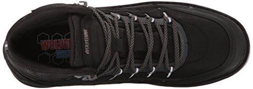 Wolverine Men's Edge LX Nano Toe Work Boot, Black/Grey, 11.5 M US by Wolverine (Image #8)