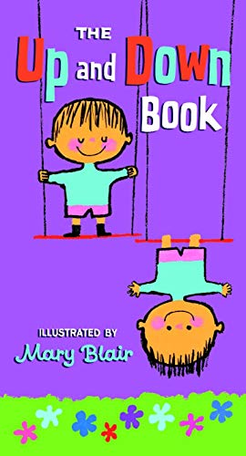 The Up and Down Book (Golden Sturdy Books)