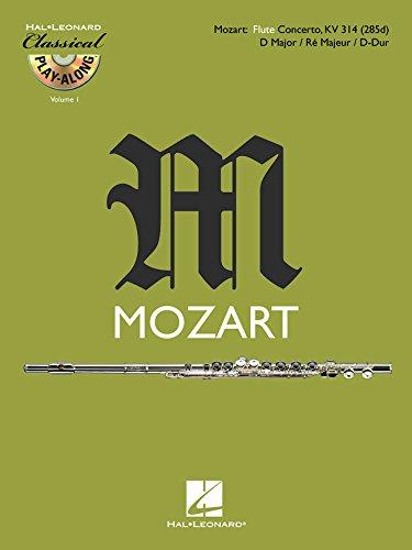 Flute Concerto in D Major, KV 314 (285d) (Anglais) Broché – 24 mai 2012 Wolfgang Amadeus Mozart De Haske Europe 9043132039 Musikalien
