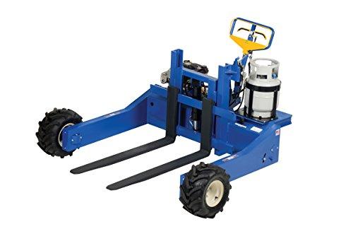 Vestil-ALL-T-4-PRO-L-All-Terrain-Pallet-Truck-Propane-Blue-4000-Capacity-Dimensions-79Width-x-90Length-x-48Height-4-x-48Forks