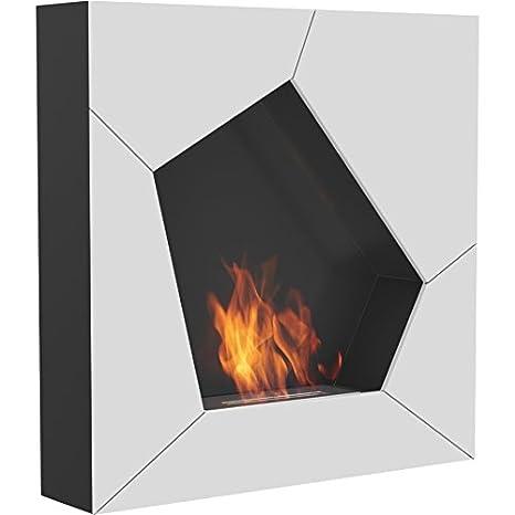 Amazon Com Domadeco Oklahoma Wall Mounted Bioethanol Fireplace
