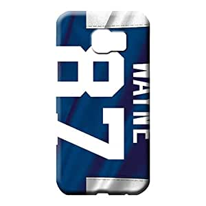 samsung galaxy s6 edge Durability Skin New Snap-on case cover mobile phone covers indianapolis colts nfl football