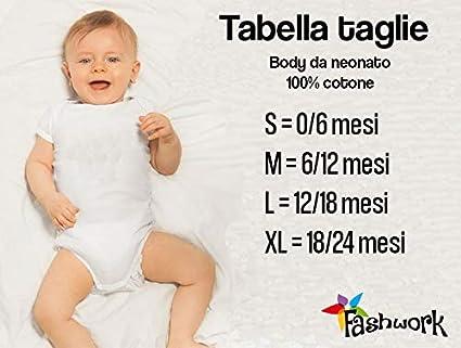 fashwork Body Neonato Femminuccia Festa della Mamma Io e pap/à Siamo daccordo Idea Regalo Mamma Sei la Migliore