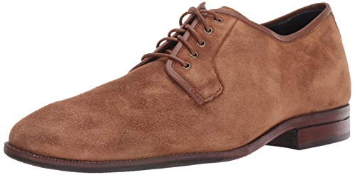 Cole Haan Men's Warner Grand Postman Oxford Bourbon Suede 10 W US