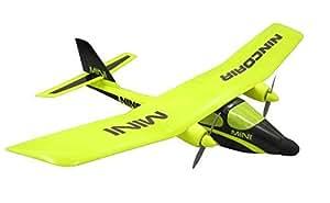 Ninco 6400006  - Aire R / C Mini-Flyer 506 - Helicóptero RTFA de 2 canales, 27 MHz [Importado de Alemania]