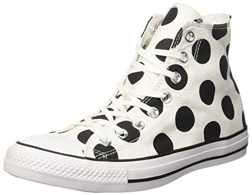 Hi White Women's Converse Sneakers CTAS Black White White HOnpwfR