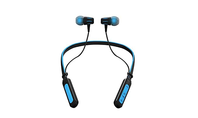 Amazon.com: Jarv Wave Sport Wireless Running Workout Bluetooth Neckband Headset with Mic/Volume Control & Siri/Google Assistant (Red): Home Audio & Theater